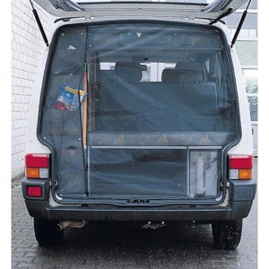 Mosquito net for VW T4 Kombi-Bus rear door for models up to 2003