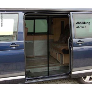 mosquito net sliding door VWT5 right hand drive from year 2003