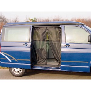 Mosquito net for VW T5 Kombi-Bus sliding door from model 2003
