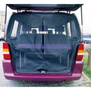 Mosquito net for DB Viano/Vito rear door from model 2003