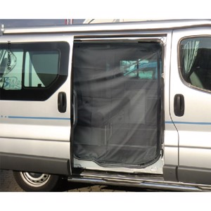 Mosquito net for sliding door Trafic,Vivaro,Nissan NV300 from 2014