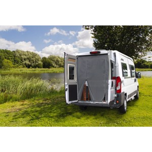 Insect curtain for rear door Fiat Ducato X250/290, Boxer, Jumper ab 07