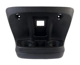 Cup holder centre console