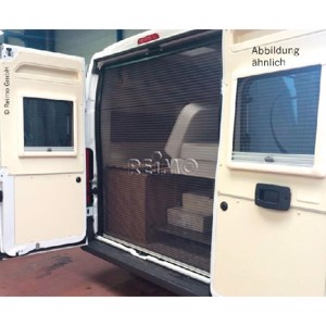 mosquito net Ducato from year 07 rear, H1-roof with low door