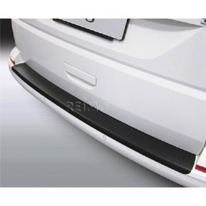 bumper protection made of stainless steel black anodized T6 (also Multivan and C