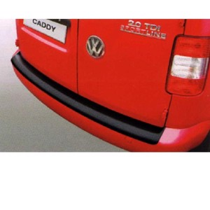 Bumper protection for VW Caddy/Maxi from 5/2004 with painted bumper