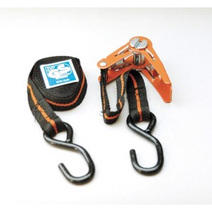 Cate lashing strap for motorbike set