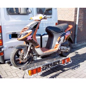 Motorbike carrier A2000  payload:90kg