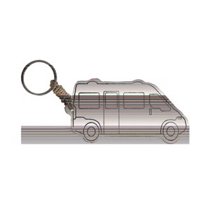 Key trailer motorhome with Reimo logo