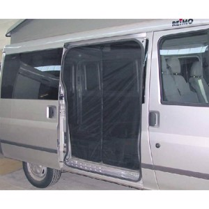 Mosquito nets for rear wing door - MB Sprinter/VW-Crafter