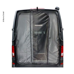 Mosquito net VW Crafter for rear door