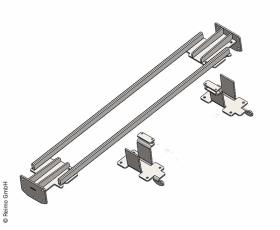 Adapter set for Carbest Autolift, for Fiat Ducato X244 Alko