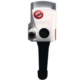 Door safety outside with handle type ZADI