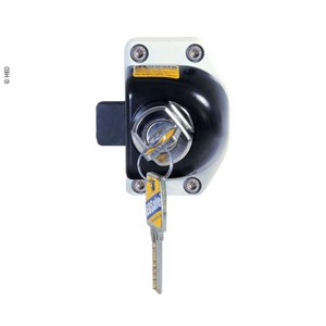 Door lock for Ford Transit from 2013 onwards