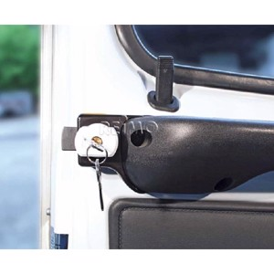 Door safety Ducato from model 94  up to 02, lockable
