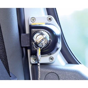 HEOSafe door lock lockable for Mercedes Sprinter/VW Crafter from 2006 on