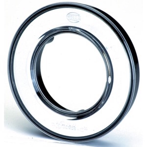 Circular diaphragm, Hella, chrome-plated