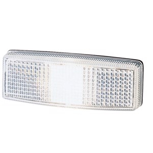 Recessed position light (white)