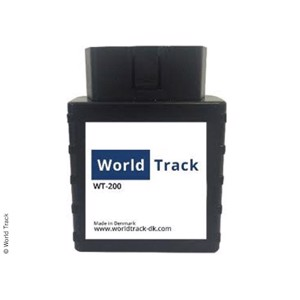 WT-200 GPS Tracker for vehicle location