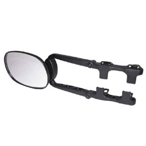 Slip-on mirror XL Extended with quick-release fastener