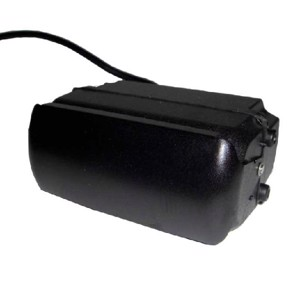 Rear view camera electrical adjustable with electric cover