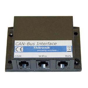 Can-Bus Interface für WiPro Alarm