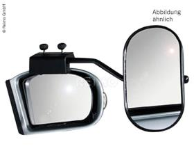 EMUK Mirror BMW 5 Series not for hinged exterior mirrors