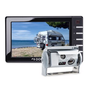 "PerfectView RVS794 with 7""-Monitor + Camera CAM44 Silver"