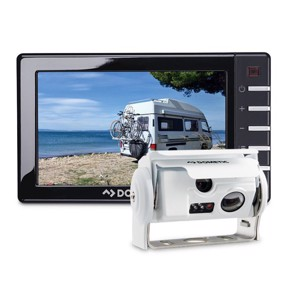 "PerfectView RVS794 with 7"" monitor + camera CAM44 White"