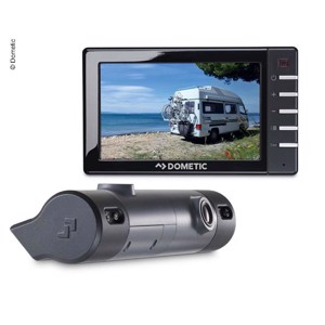 PERFECT VIEW RVS5200 two camera eyes for the bike carrier