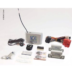 Alarm System Ducato Euro5,Canbus Cable, Central + 2 ISM Transmitters