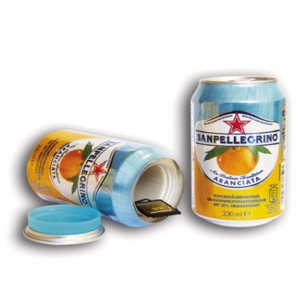 Can Safe San Pellegrino Orange