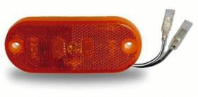 LED flashing brake short circuit