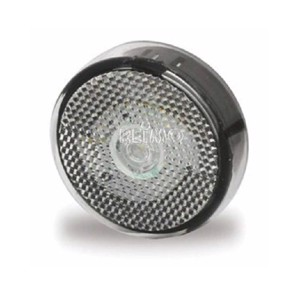 LED marker light, 12V, 1W, limpid, 700 mm