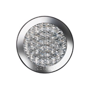 LED blink cat2 12V, 3W IP67 500mm cable limpid