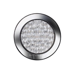 LED reversing light 12V, 3W IP67 500 mm cable