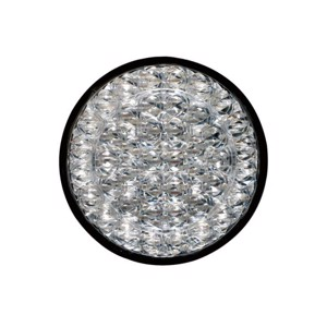 LED blink light cat2a, 12V, 3W IP67 500mm cable