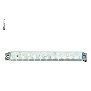 LED blink light cat.2a 9-32V, 2,4W IP67 500mm cable