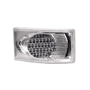 LED rear light clear12V 3W