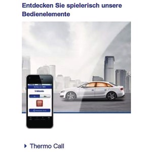 ThermoCall Entry kit (SIM card not included)