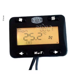 Digital control panel for auxiliary heater Wind IV, Breeze IV, Alfa