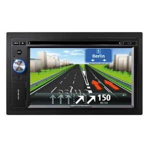 Navigation system New York 835 without rear view camera