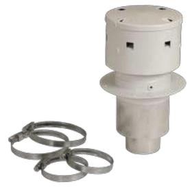 Roof flue for 3010