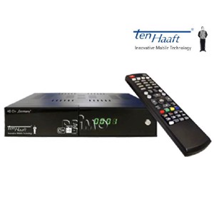 "Receiver ""DE"" HD CI+"