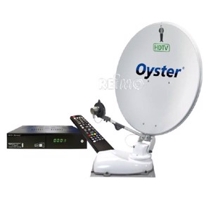 OYSTER 85CI+ HD+ Skew Single-LNB
