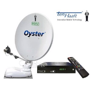Oyster 65CI+ HD+ Twin LNB