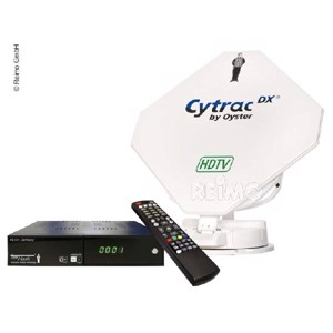 Cytrac DX CI+ satellite system