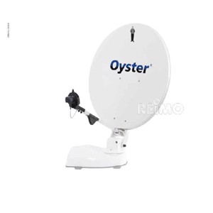 Oyster 85 Premium Base satellite system