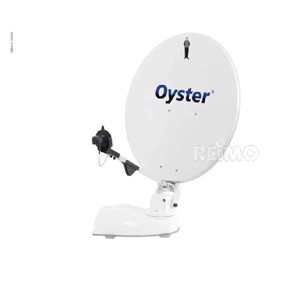 Oyster 85 TWIN SKEW Premium Base satellite system