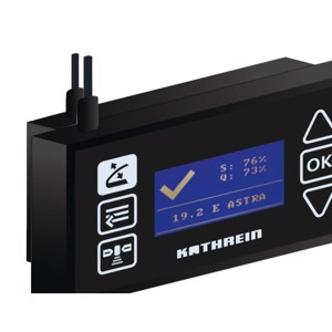 External control unit HDS 50 for Kathrein CAP 650